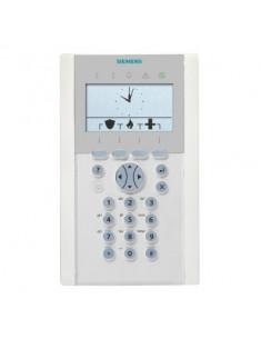 Teclado LCD alfanumérico para centrales SPC. Grado 3.  SPCK620.100