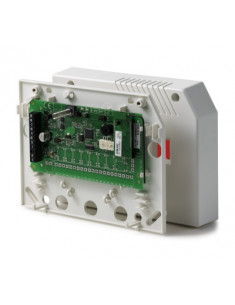 Receptor vía radio conexión X-Bus para centrales SPC.  SPCW130.100