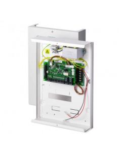 Fuente de alimentación con módulo control accesos 2 puertas. Grado 2.  SPCP432.300