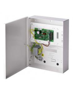 Fuente de alimentación con módulo control accesos 2 puertas. Grado 3.  SPCP433.300