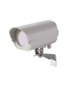 Detector PIR volumétrico, alcance 40 x 10 m y ángulo 15º.  IS382