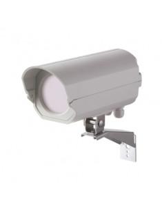 Detector PIR volumétrico, alcance 21 x 24 m y ángulo 90º.  IS390