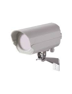 Detector PIR volumétrico, alcance 30 x 27 m y ángulo 50º.  IS390H