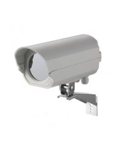 Detector PIR cortina, alcance 120 x 2,7 m y ángulo 1,3º.  IS404
