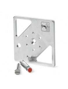 GMXP0 | Soporte para montaje en hormigón y acero de sísmicos GM730, GM760 y GM775