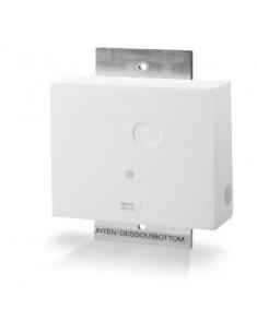 GMXW0H | Caja para montaje de sísmicos GM730, 760 y 775 empotrados en la pared.