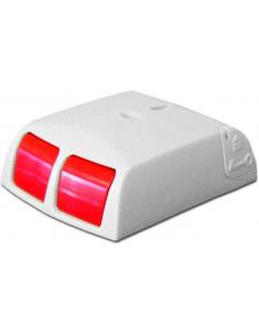 ELM-PA-G3-W | Pulsador atraco doble botón Grado 3