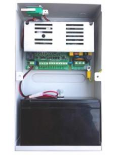 C-713-C1 | Fuente de alimentación 12V 1 Amp certificada Grado 3 UNE-EN50131