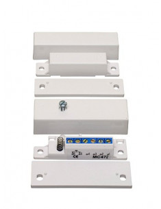 MC472 |CONTACTO MAGNETICO SERIE MC400  EN 50131, Grado 3