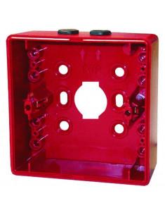 FDMH295-S Carcasa trasera  para pulsador FDM1101A (necesaria para montaje con tubo visto - no empotrado)