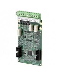 FCA1203-Z1  Tarjeta de salida con 2 salidas monitorizadas y 2 sin monitoriza
