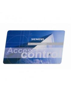 IB43-DESFire-PR  Tarjeta ISO estándar preimpresas con el logotipo de Control de Accesos