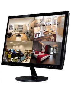 "MNT24BNC  Monitor LED 24"" tecnología IPS - Específico para CCTV"