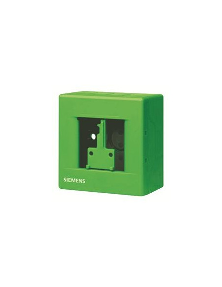 FDMH291-G  Carcasa verde, con llave