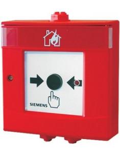 BFDM223-R KIT Pulsador  indirecto con caja roja