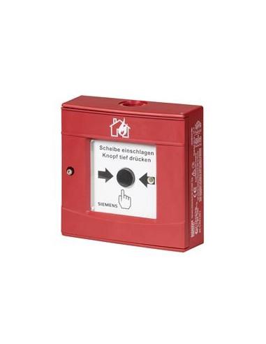 FDM223-EX  Pulsador manual direccional para zonas clasificadas EX, necesario conectar a lazo mediante FDCL221-Ex