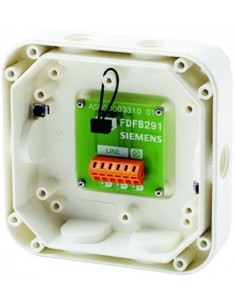 FDFB291  Zócalo para detector de llamas infrarrojos