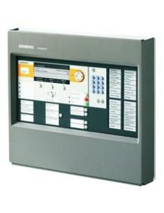 FC722-YZ  Central compacta Lazos Carcasa estándar Fuente 150W (5A), espacio para 2 baterías de 12 Ah