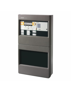 FC722-ZA  Central compacta 2 Lazos Carcasa confort Fuente 150W (5A), espacio para 2 baterías de 26Ah