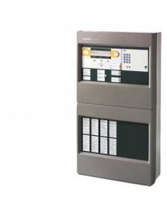 FC724-ZE  Central compacta 4 Lazos Carcasa confort Fuente 150W (5A), espacio para 2 baterías de 26Ah
