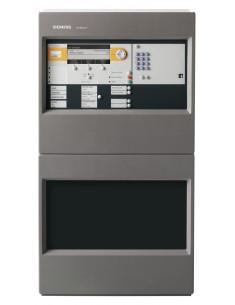 FC726-ZA  Central modular Incluye tarjeta base con 4 lazos, chasis para 5 módulos de expansión Carcasa grande Fuente 150W (5A)
