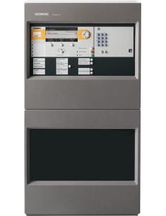 FC723-ZA  Central modular Incluye tarjeta base con 2 lazos y ranura para conexionado de 2 tarjetas de líneas.