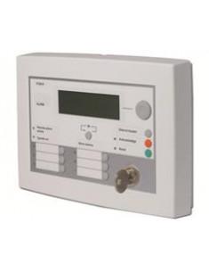 FT2010-A1  terminal repetidor de planta, para conexión en el lazo de detección FDnet/C-NET.