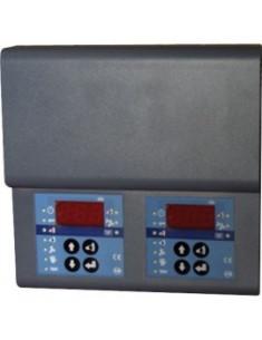 ME305-3  Central de detección de CO de 3 zonas