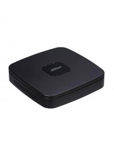XVR4108C_BLACK    XVR 5 en 1 de 8 canales HDCVI/HDTVI (sin OSD ni PTZ)/AHD/CVBS + 2 canales IP 5MP.