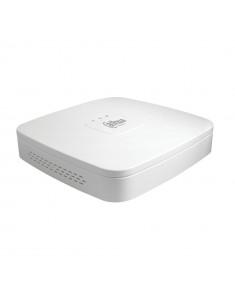 XVR5104C   XVR 5 en 1 de 4 canales HDCVI/HDTVI (sin OSD ni PTZ)/AHD/CVBS + 2 canales IP 5MP.