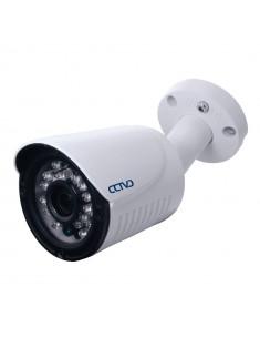 """CTD-572   Cámara bullet 4 en 1 serie LITE con iluminación IR de 20 m para exterior. CMOS 1/4"""" de 1MP a 720P"""