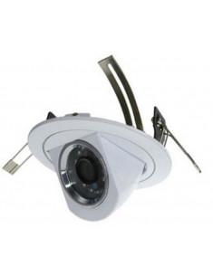 """CTD-601    Cámara empotrable 4 en 1 con iluminación IR de 10 m para interior. CMOS 1/3"""" de 1,3MP a 960P."""