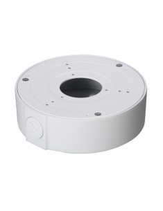 PFA130 Base con paso de tubo para domos y cámaras IP