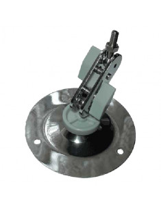 SP200       Soporte     Rosca estándar     Válido para cámaras     90 mm (alto)     80 mm (diámetro base)