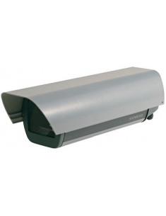CHSL2610  Cabina de exterior en aluminio con parasol y calefactor