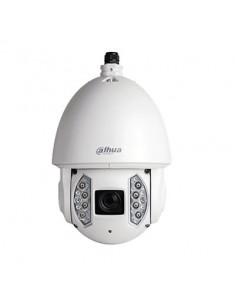 SD6AE830V-HNI  Domo motorizado IP de 200°/seg. con iluminación IR de 200 m, antivandálico para exterior.