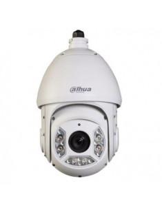 SD6C430U-HN  Domo motorizado IP de 160°/seg. con iluminación IR de 100 m, para exterior.