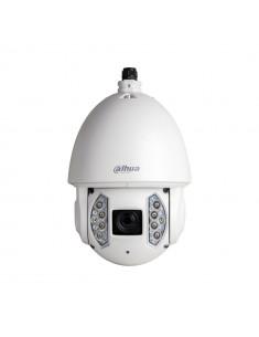SD6AE530U-HN Domo motorizado IP de 200°/seg. con iluminación IR de 200 m, antivandálico para exterior.