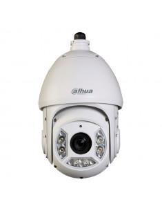 SD6C230T-HN   Domo motorizado IP día/noche de alta velocidad (350º/seg.). Iluminación IR de 100 metros. 2 megapíxeles.