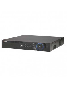 NVR4416-16P   NVRs IP de 16 canales. H.264/MJPEG