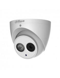 HDW4431EM-AS  Domo fijo IP con iluminación infrarroja 50m, de exterior de 4 Megapíxels Eco-savvy 3.0