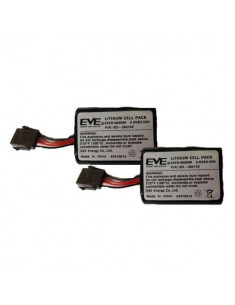 103-304742   Pila sirena SR-740 y MCS-740 ( 2 unidades + conector )