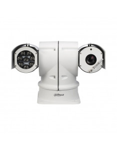 PTZ35230U-IRA-N Posicionador IP con cámara de 2 megapíxeles. Iluminación infrarroja de 150 metros