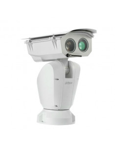 PTZ12230F-LR8-N   Posicionador IP con cámara de 2 megapíxeles. Iluminación láser de 800 metros.