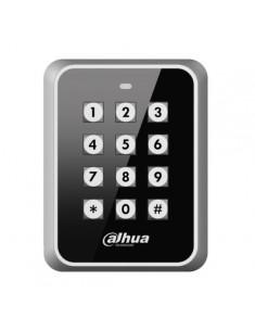 ASR1001M-D   Lector RFID EM 125KHz de control de accesos con teclado. Tamper sabotaje. Interfaz Wiegand. IP55, IK08. 12V CC.