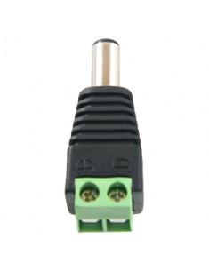 CON280  Conector DC hembra     Salida +/ de 2 terminales 38 mm (Fo) 13 mm (An)5 g