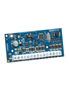 HSM2208VIS  Módulo expansor de 8 salidas transistorizadas. Grado 2