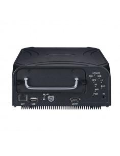 DVR0804MF-H-GC   DVR móvil de 8 canales con 3G y GPS. H264.