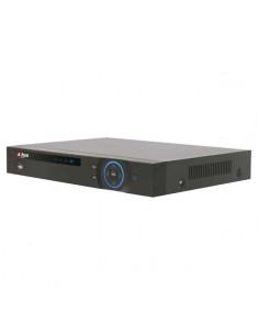 HCVR5108HE-F  DVR iHCVR de 8 canales. H264. Reconocimiento facial. Audio bidireccional.