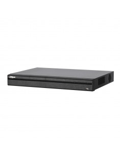XVR7216A   XVR 5 en 1 de 16 canales HDCVI/HDTVI (sin OSD ni PTZ)/AHD/CVBS + 8 canales IP 5MP.